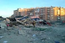 Во Владикавказе взрывом уничтожен торговый центр