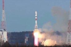 Четвёртый, успешный пуск ракеты с космодрома «Восточный».