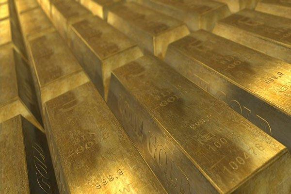 Золото.