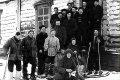 Группа Игоря Дятлова в посёлке Вижай