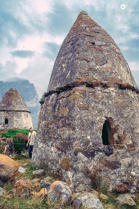Верхнечегемский мавзолей недалеко от села Эльтюбю