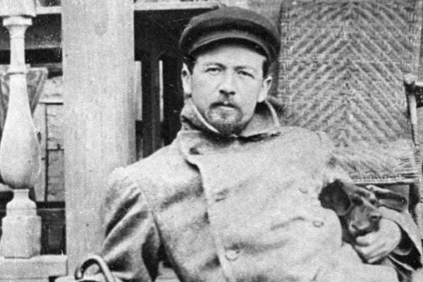 Антон Чехов в Мелихово