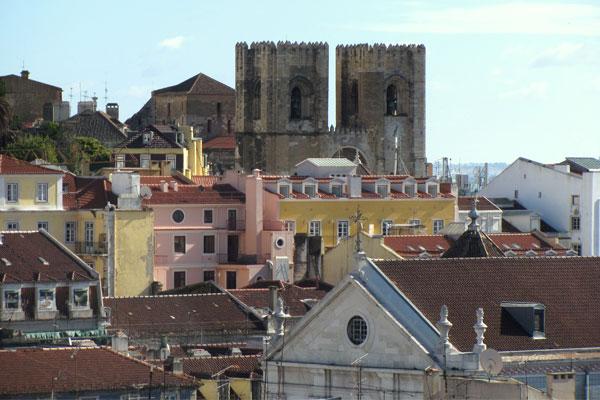Лиссабонский кафедральный собор (порт. Sé de Lisboa).