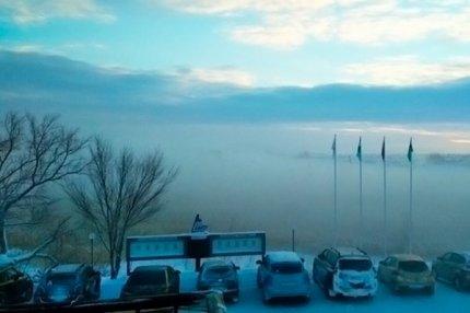 Ядовитое облако расползается по Сибаю