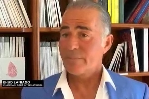Бельгийский миллиардер Эхуд Ари Ланиадо