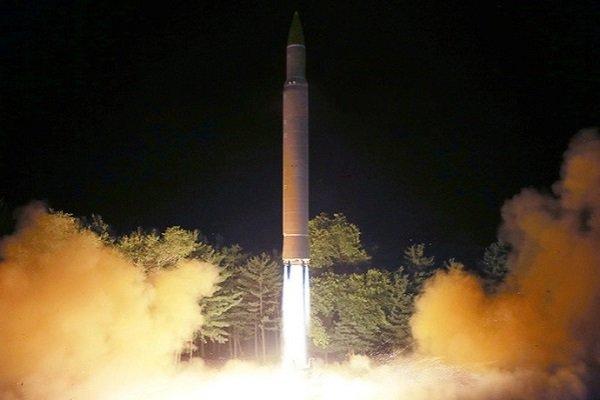 КНДР делает модификацию ракеты, которая сумеет достигнуть побережья США