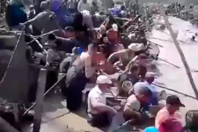 Нелегальная добыча янтаря на Украине