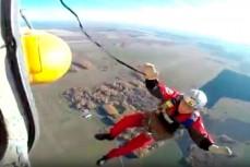 Фатальный прыжок фельдшера-парашютиста