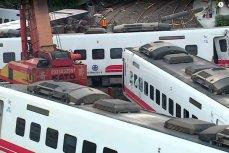 Пассажирский поезд сошёл с рельсов