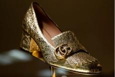 Обувь Gucci.