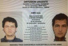 Анис Амри, подозреваемый в совершении теракта в Берлине.