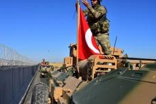 Вторжение Турции в Сирию