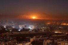 Взрывы под Алеппо, декабрь 2016.