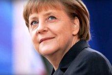 Меркель.