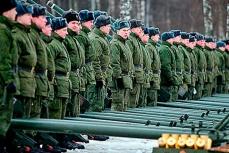Артиллеристы Южного военного округа.