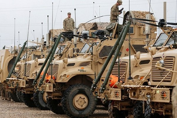 Солдаты армии США, Ирак