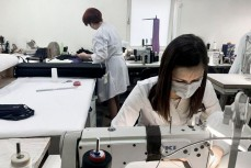 Дизайнерские медицинские многоразовые маски