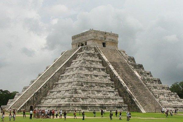 Пирамида Кукулькан