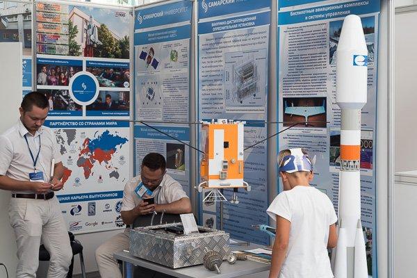 Разработки компаний аэрокосмической промышленности на «Гидроавиасалоне-2018»