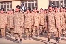Детей ИГИЛ учат стрелять с 6 лет
