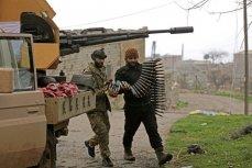 Члены Свободной сирийской армии