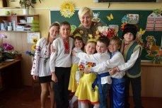 Украинская детская писательница Лариса Ницой