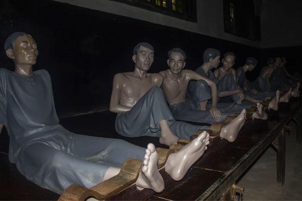 Тюрьма Хоа Ло в Ханое.