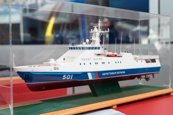 Корабль береговой охраны