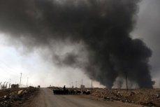 Ирак, 12 ноября 2016.