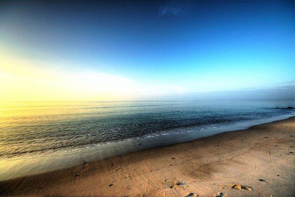 Море.