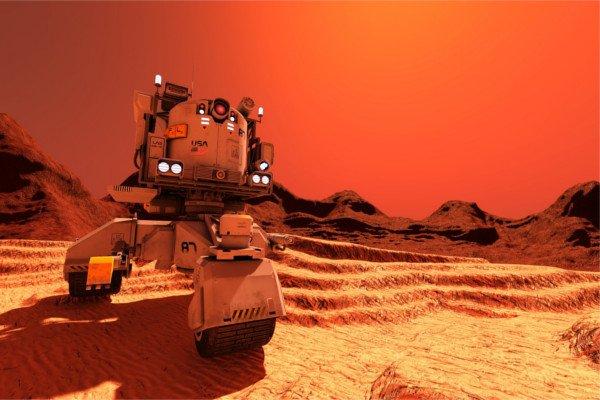 Секс по марсу