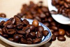 Зерна кофе.