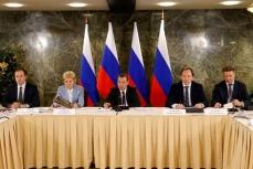 Совещание в Сочи по развитию туризма.