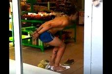 Охрана «Пятерочки» раздела «подозрительного» покупателя прямо в торговом зале