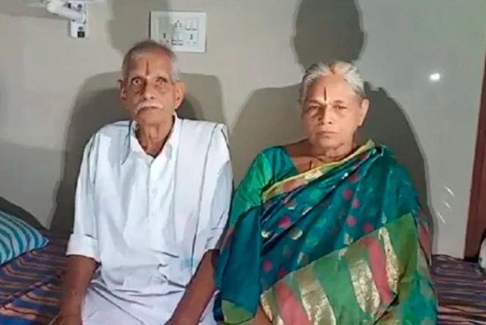 Эрраматти Мангаямма зачала двух девочек при помощи ЭКО