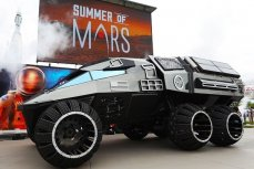 Марс-ровер.