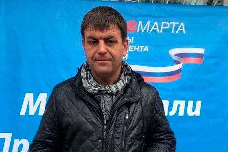 Директор УК «Прораб» Владимир Фильев