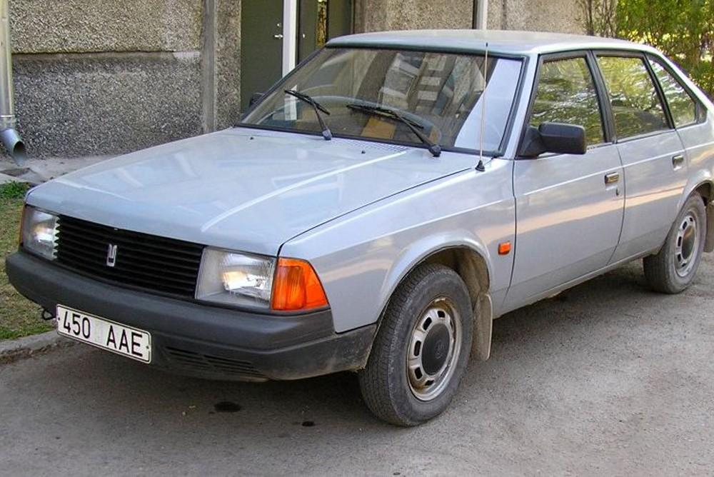 Автомобиль «Москвич-2141»