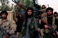 Террористы ИГИЛ в Сирии