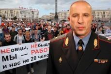 Глава МВД Белоруссии