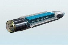 Технология Hyperloop.