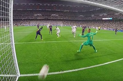 «Реал» против «Барселоны».