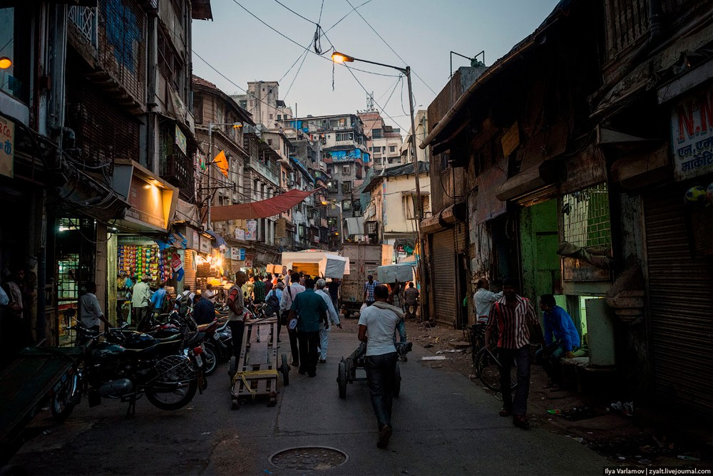 Деловой Мумбаи