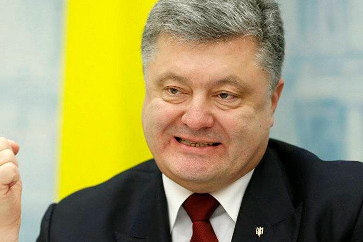 Гайзы и френды Петра Порошенко