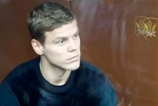 Александр Кокорин в зале суда