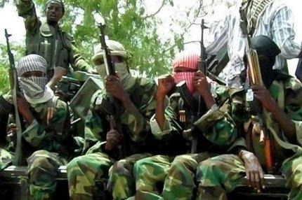 Вооруженные формирования в Кении