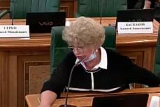 Сенатор Людмила Нарусова раскритиковала одиночные пикеты