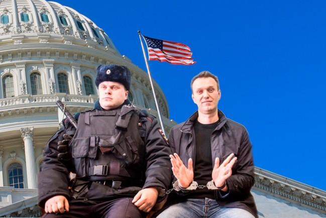 Конгресс США рассматривает новый проект санкций против России в связи с арестом Алексея Навального