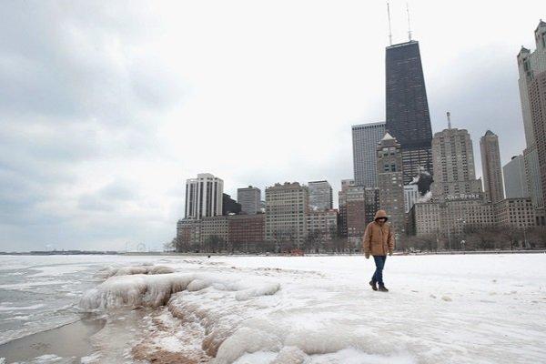Чикаго, 3 января 2018г