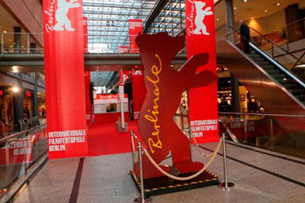 Кинофестиваль в Берлине.